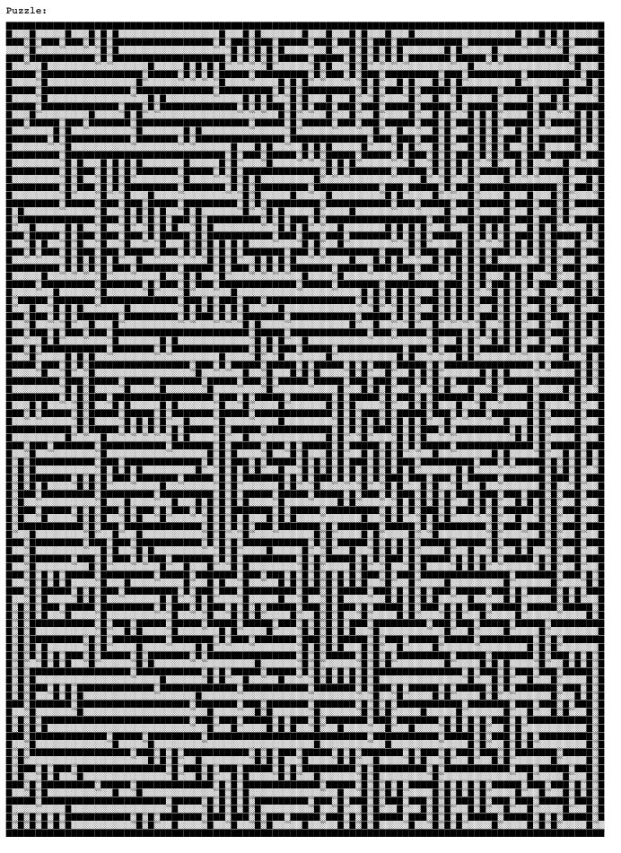 Make a maze · Matth-ijs nl